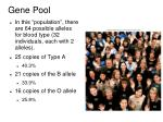 gene pool1