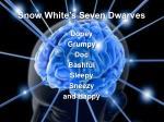 snow white s seven dwarves