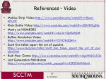 references video