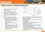flexible services streamlined solutions