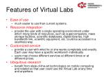 features of virtual labs
