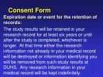 consent form6