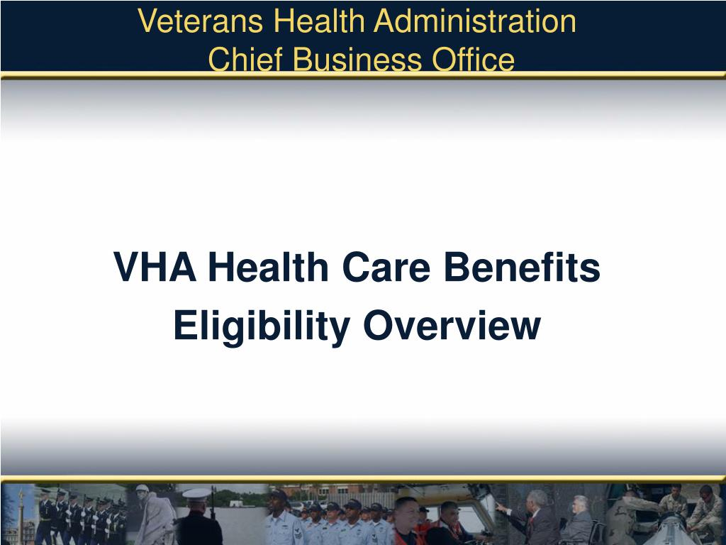 veterans health administration chief business office l.