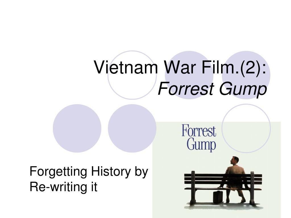 vietnam war film 2 forrest gump l.