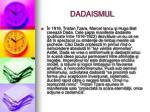 dadaismul