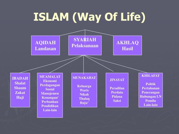 ISLAM (Way Of Life)