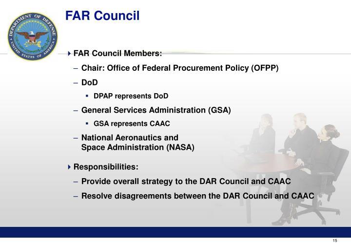 FAR Council