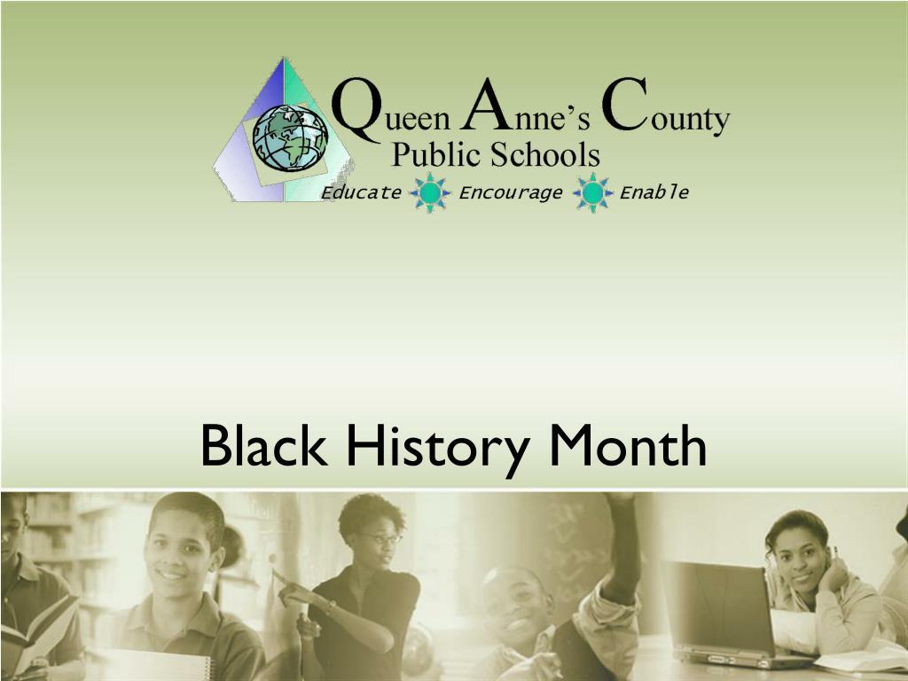 black history month l.