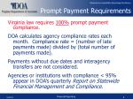 prompt payment requirements1