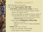 warfare con t