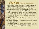 warfare world war from 1792 1815