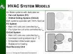 hvac system models1