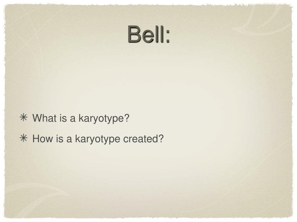 Bell: