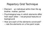 repertory grid technique1