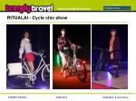 ritualai cycle chic show