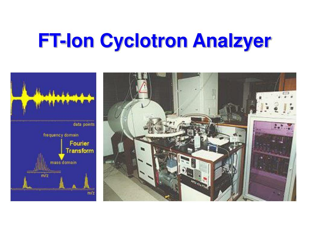 FT-Ion Cyclotron Analzyer