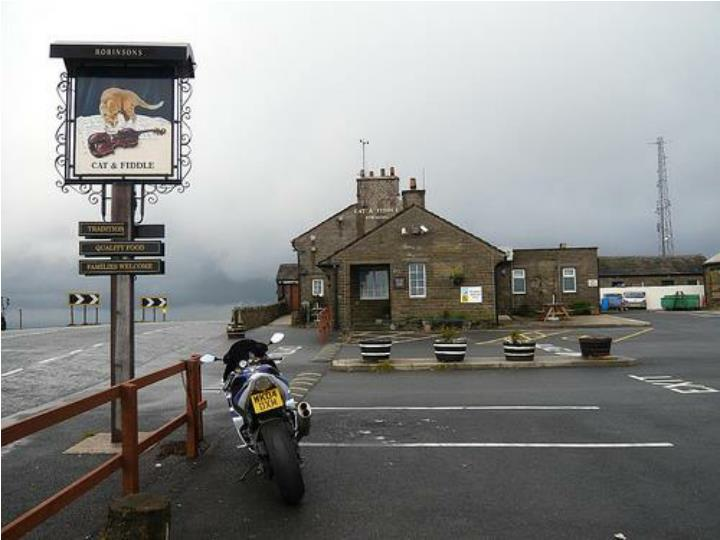 A537 cat and fiddle project