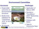 environment committee