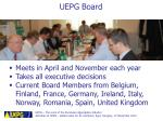 uepg board