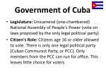 government of cuba1