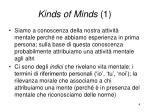 kinds of minds 11