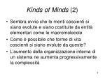 kinds of minds 22