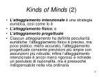 kinds of minds 25