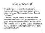 kinds of minds 27