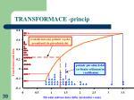 transformace princip