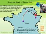 stremming belgi 11 oktober 2006