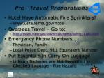 pre travel preparations1
