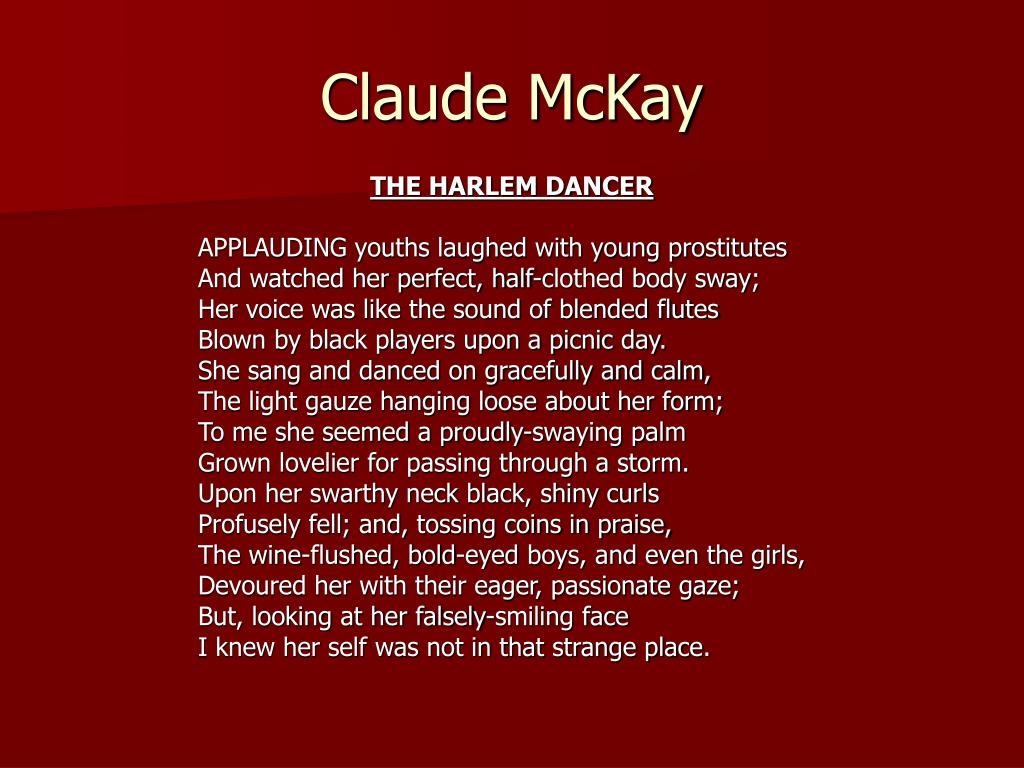 Claude McKay