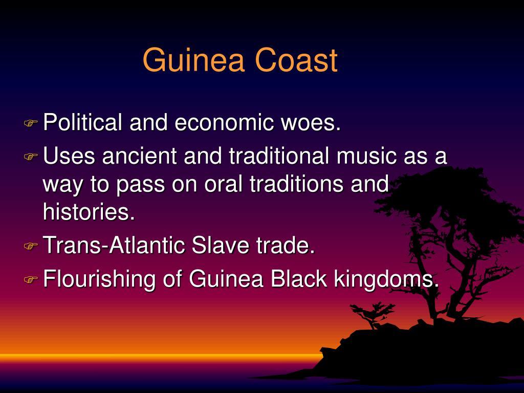 Guinea Coast