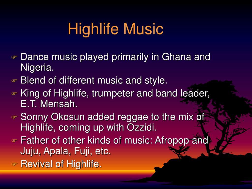 Highlife Music