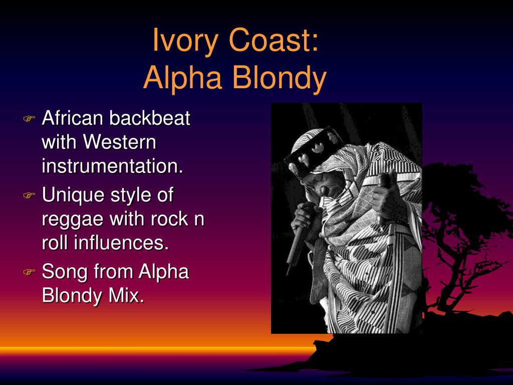 Ivory Coast: