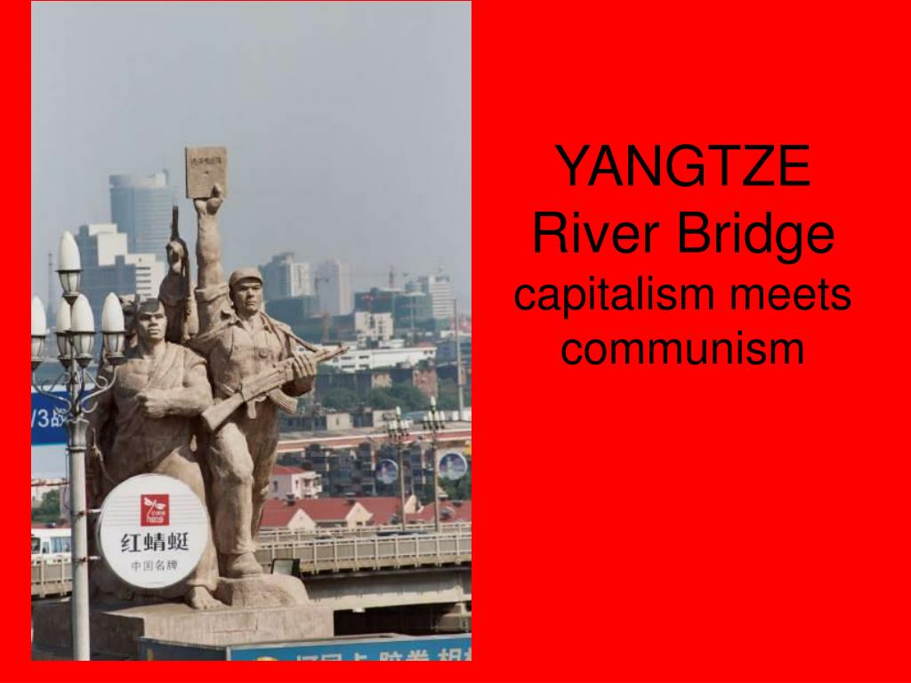 YANGTZE River Bridge