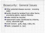 biosecurity general issues1