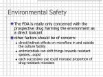 environmental safety1