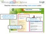 adwords for content adsense