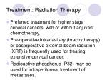 treatment radiation therapy