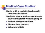 medical case studies