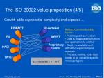 the iso 20022 value proposition 4 5