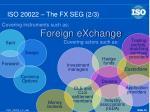 iso 20022 the fx seg 2 3