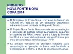 projeto nova fonte nova copa 20141