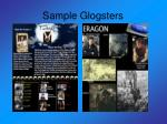 sample glogsters