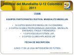 festival del mundialito u 12 colombia 201110