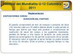 festival del mundialito u 12 colombia 20116