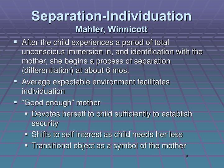 compare bowlby and winnicott Play therapy cindy dell clark, phd winnicott theorized that the significance of the transitional object derived from the mother-child relationship,.