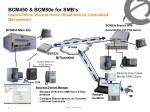 bcm450 bcm50e for smb s branch office work at home road warrior centralized management