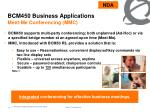 bcm450 business applications